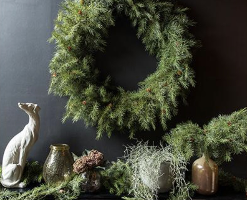 Christmas Wreaths – Greenery