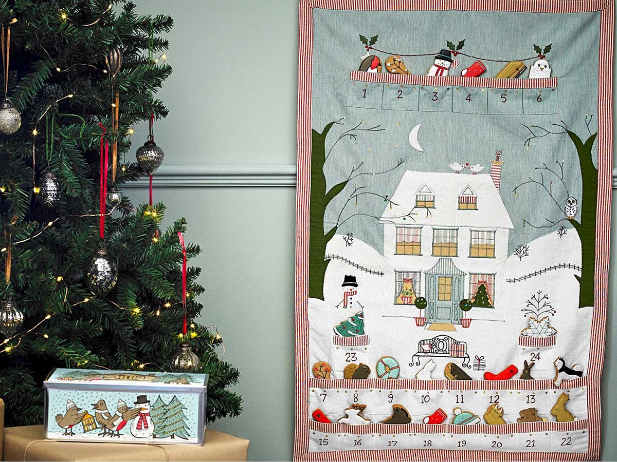 Old School Advent – Christmas calendars to cherish