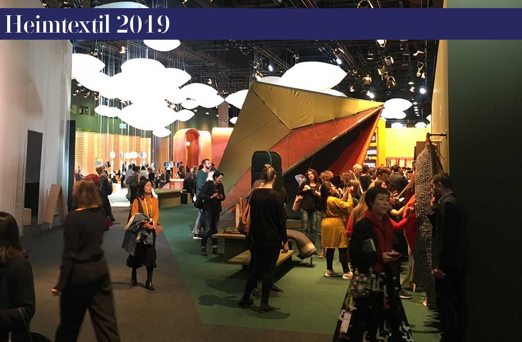 Heimtextil 2019 – trade fair highlights